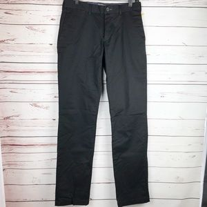 Zara Man Young Division Black Dress Pants